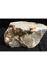 Stone 73lb Blue Myst Alabaster 14x11x6 #171006