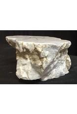 Stone 56lb Blue Myst Alabaster 13x12x6 #171007