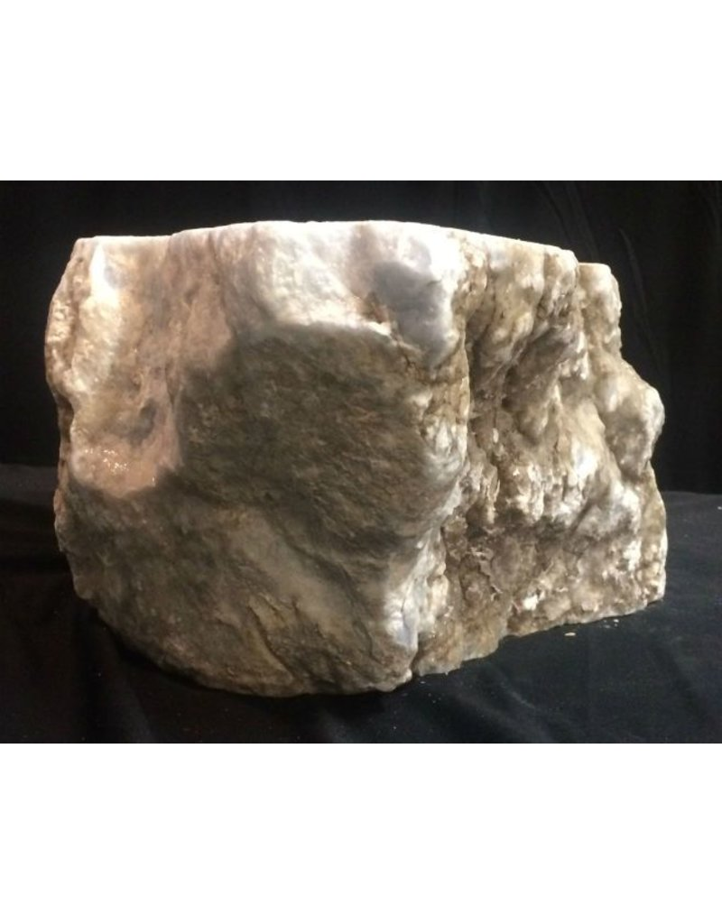 Stone 65lb Blue Myst Alabaster 18x10x6 #171015