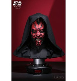 Sideshow Collectables Darth Maul Lifesize Sideshow Bust
