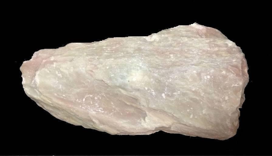 Stone 6lb Pink Soapstone 10x5x2 #051009