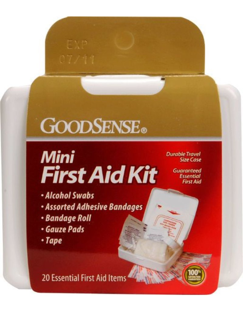 Mini First Aid Kit 20 Piece
