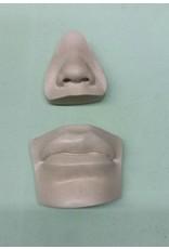 Just Sculpt Resin Mouth #2 (David)