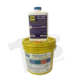 Smooth-On EpoxAcast 655 Fast Gallon Kit