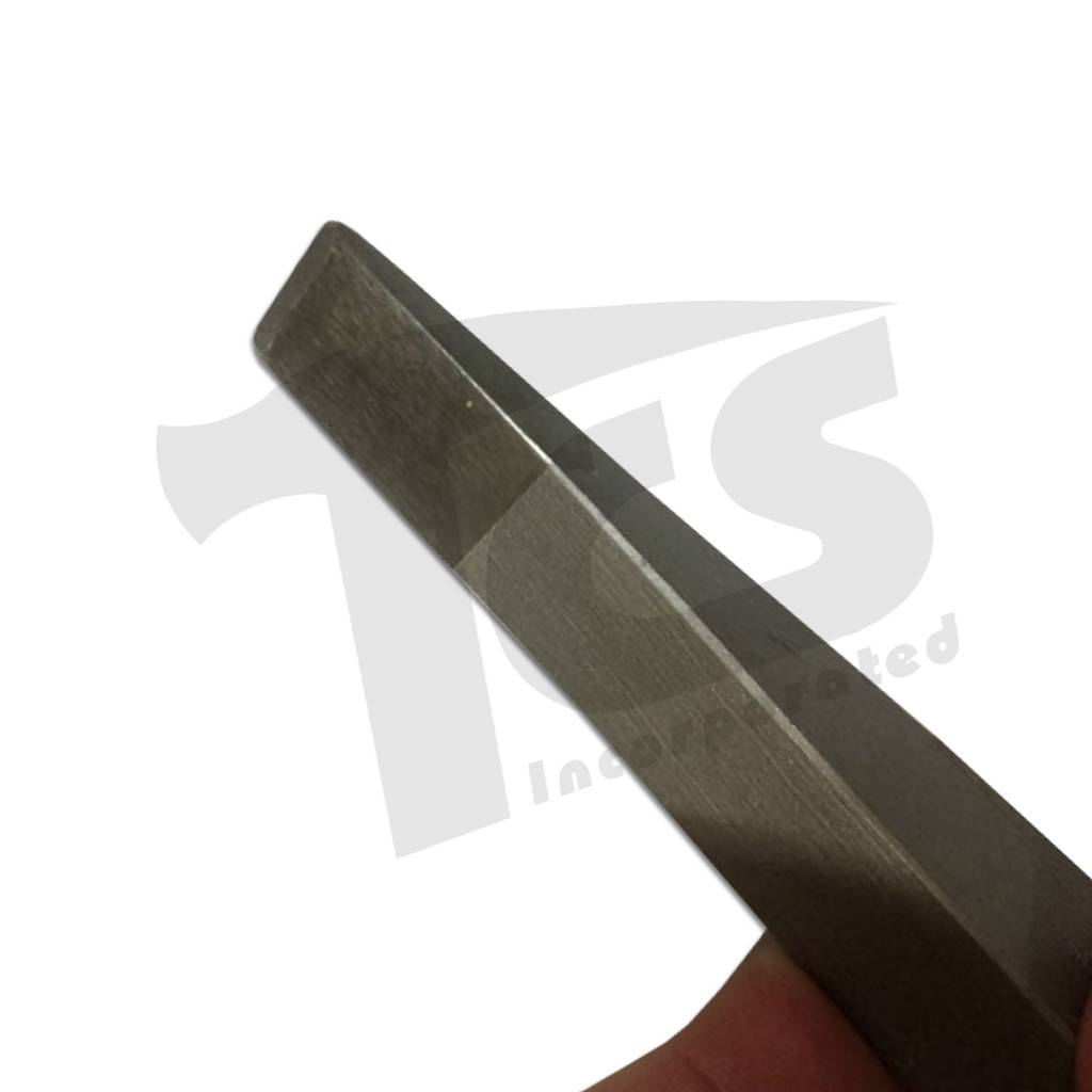 Trow & Holden Carbide Pneumatic Carving Flat 3/4''