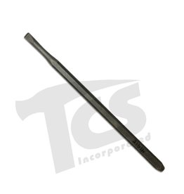 Trow & Holden Carbide Hand Detail Flat 1/4''