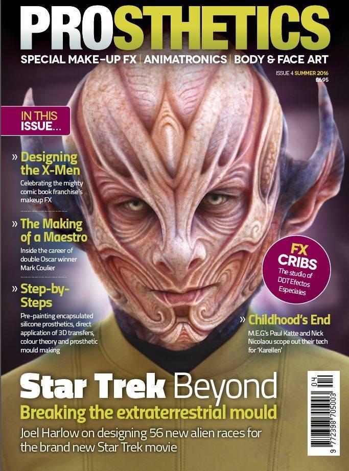 Prosthetics Magazine #4