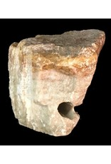 Stone 8lb Princess Green Alabaster 6x4x4 #191028