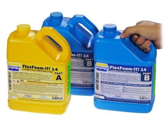 Smooth-On FlexFoam-iT 14 3 Gallon Kit