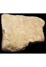 Stone 18lb Peach Translucent Alabaster 2x9x8 #251013