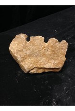 Stone 8lb New Gold Alabaster 9x6x4  #291020