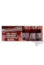 European Body Art Transfusion Blood Bright, Vial