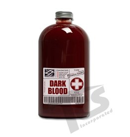 European Body Art Transfusion Blood Dark, 16oz