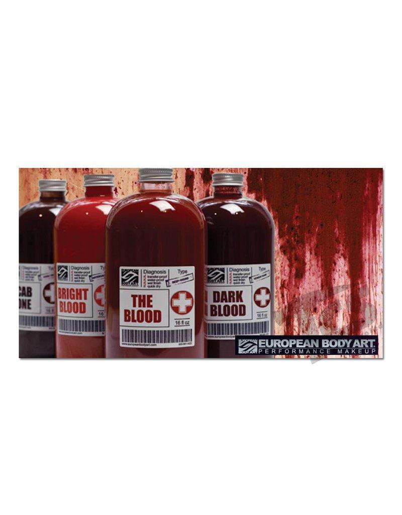 European Body Art Transfusion Blood, 2oz