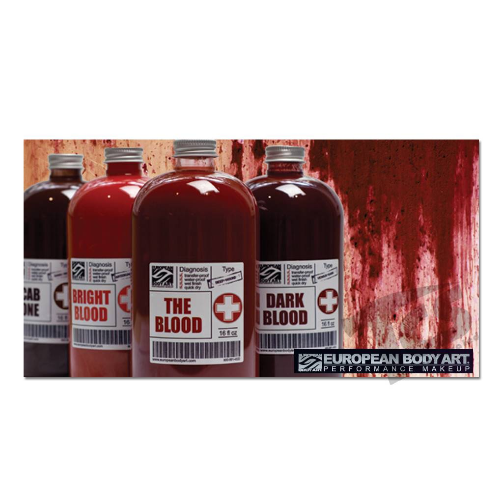 European Body Art Transfusion Blood, 2oz