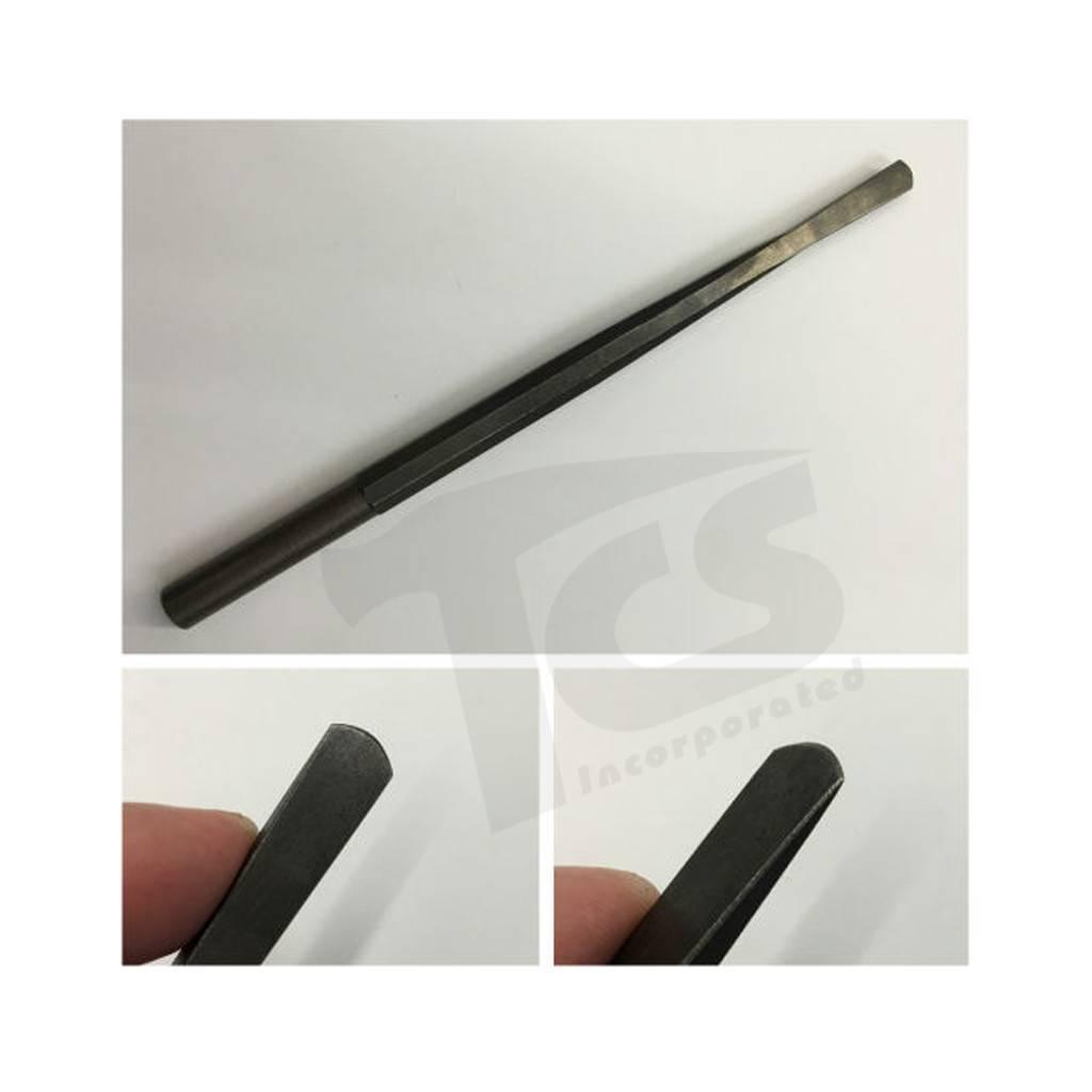 Milani Steel Pneumatic Rondel 10mm