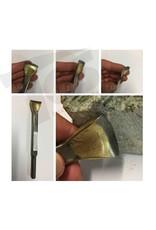 Limestone Gouge #12 Carbide Pneumatic