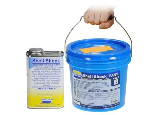Smooth-On Shell Shock Fast Gallon Kit