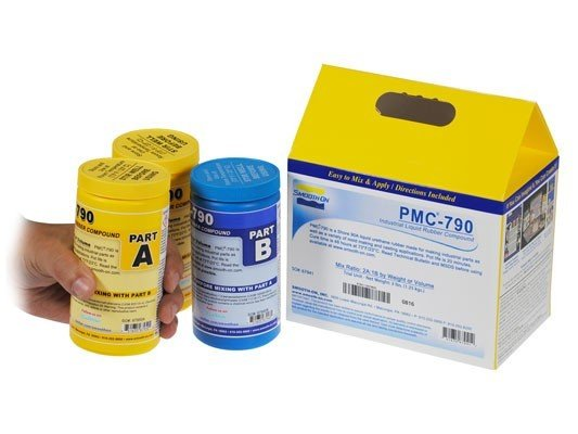 Smooth-On PMC 790 Dry Trial Kit
