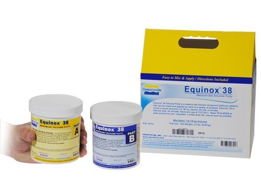 Smooth-On Equinox 38 Trial Kit