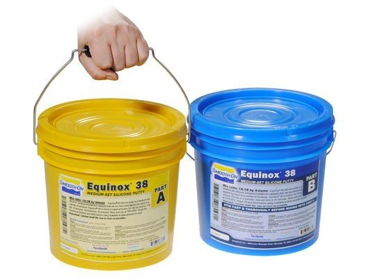 Smooth-On Equinox 38 2 Gallon Kit Special Order