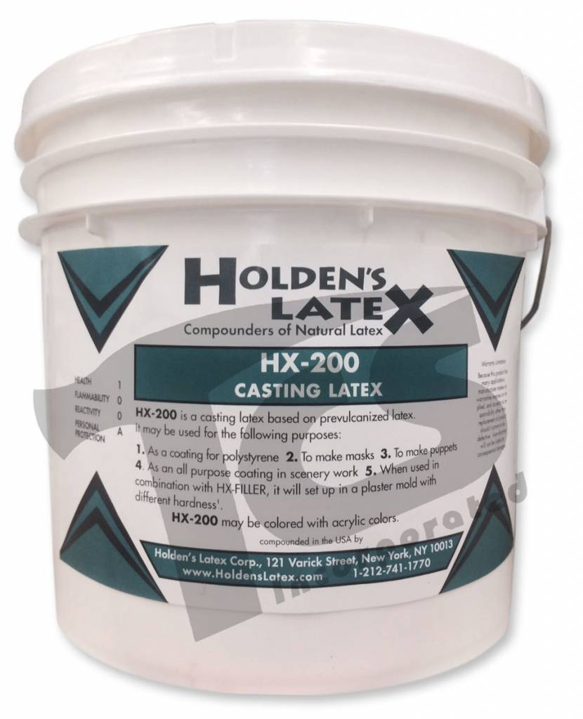 Holden's Latex Latex HX-200 5 Gallon