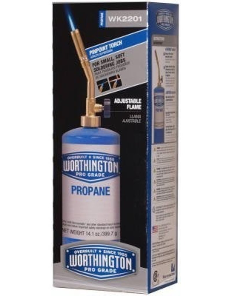 Mag-Torch Benzomatic Propane Torch Kit