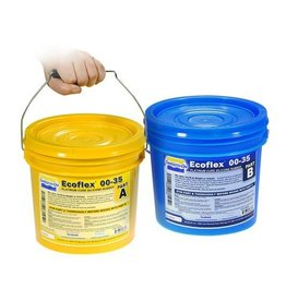 Smooth-On Ecoflex 00-35 2 Gallon Kit