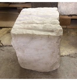 Mother Nature Stone 290lb Statuario Puro Bianco 17x12x11 #361002