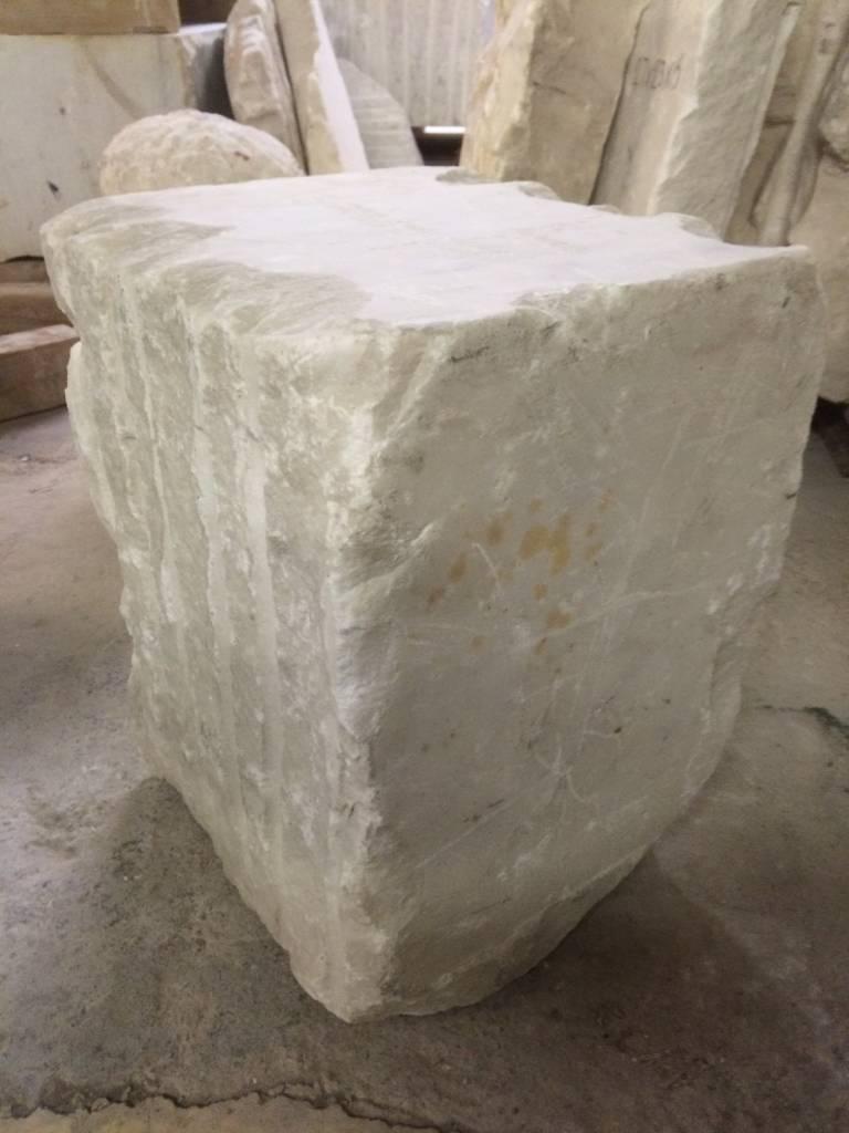 Stone 290lb Statuario Puro Bianco 17x12x11 #361002