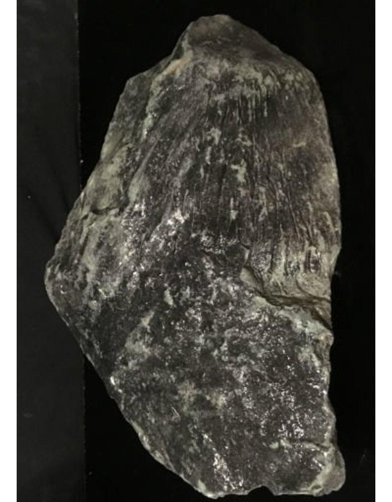 Mother Nature Stone 24lb Black Soapstone 15x10x5 #061006