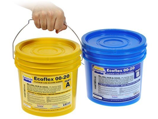 Smooth-On Ecoflex 00-20 2 Gallon Kit