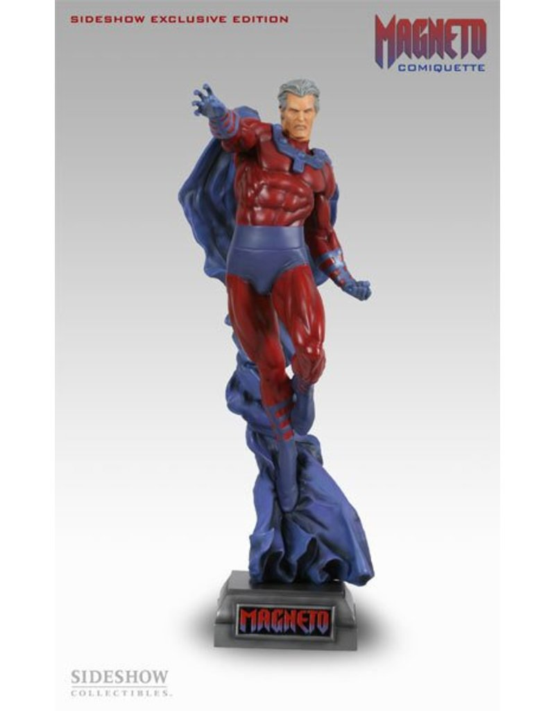 Sideshow Collectables Magneto Polystone Statue Sideshow