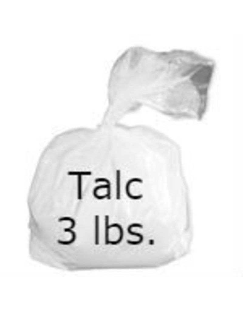 Talc 3lb Bag