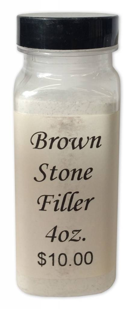 Brown Stone Filler 4oz