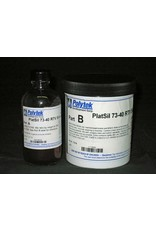 Polytek PlatSil 73-40 Pint Kit (1lb)