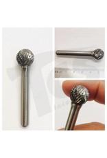 Sphere Double Cut Carbide Burr SD-5