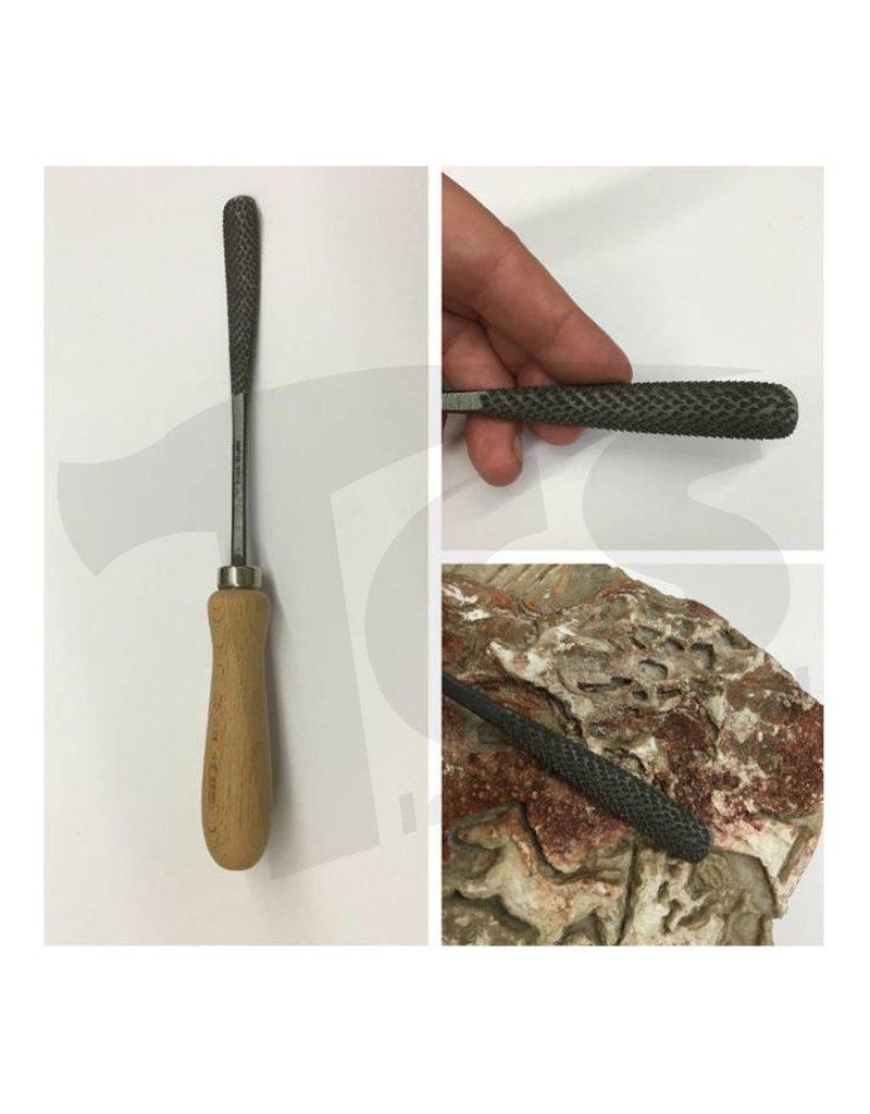 Milani Steel Handled Rasp #201 25cm
