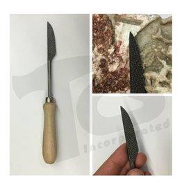 Milani Steel Handled Rasp #204 20cm