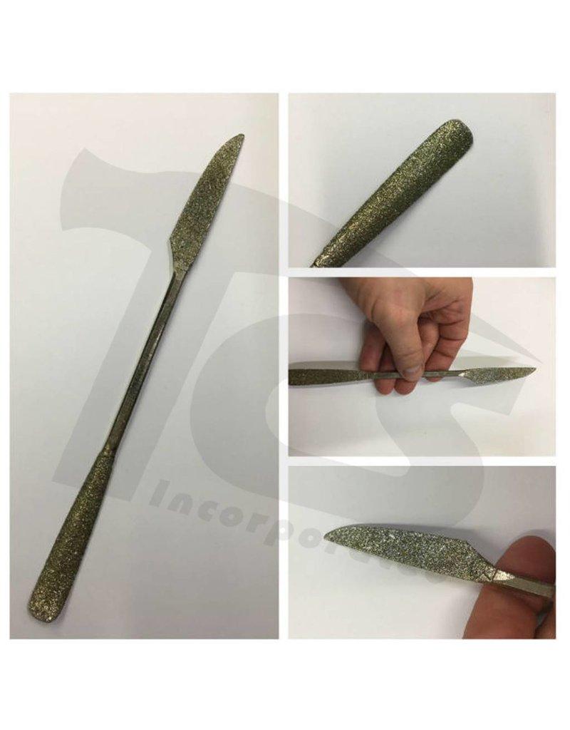 Milani Milani Diamond Riffler #660 8'' (20cm)