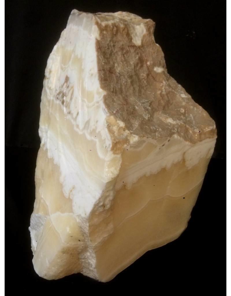 Stone 112lb Bubble Onyx 16x12x12 #521012