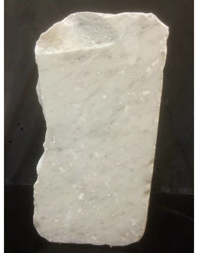Mother Nature Stone 82lb Carrara Bianco blue/gray 20x10x7 #341012