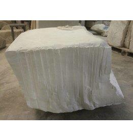 Mother Nature Stone 2516lb Carrara Bianco blue/gray 36x27x23 #341013