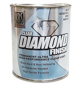 KBS Diamond Clear Finish Gloss Pint