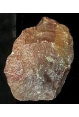 Stone 7lb Gala Red Soapstone 7x4x4 #031019