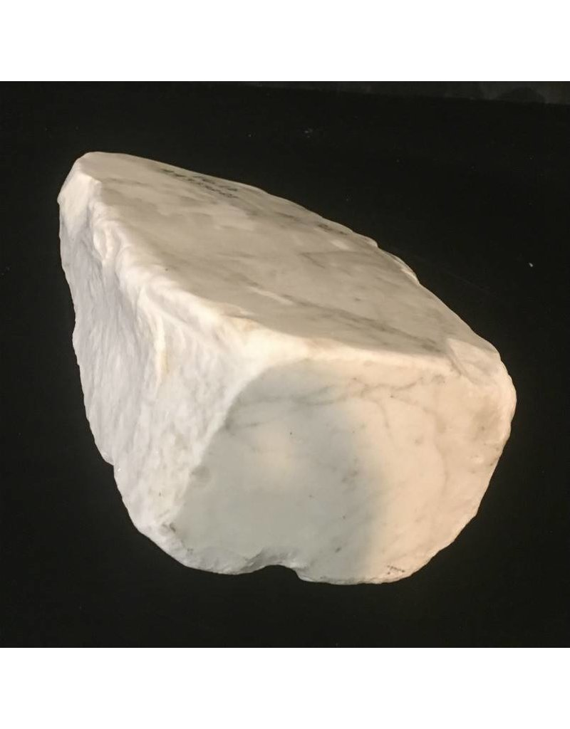 Stone 16lb Chinese White Marble 12x6x3 #44333221