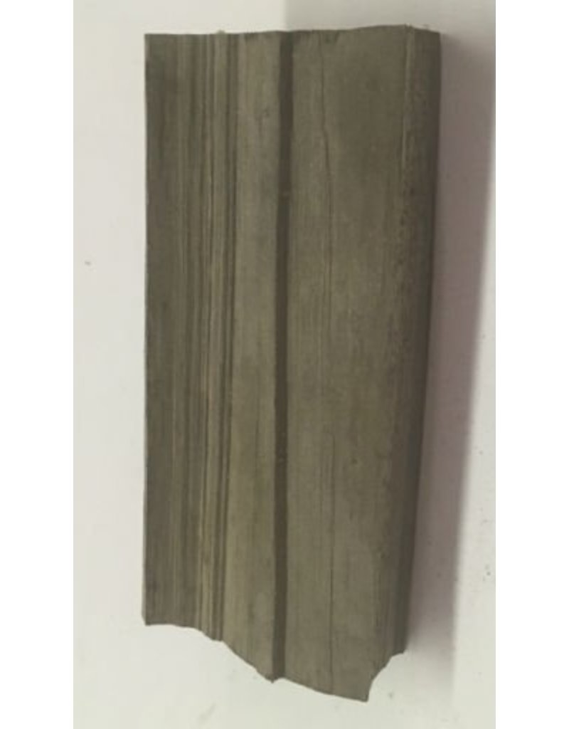 Wood Ebony Chunk 5x1.5x1 #011011