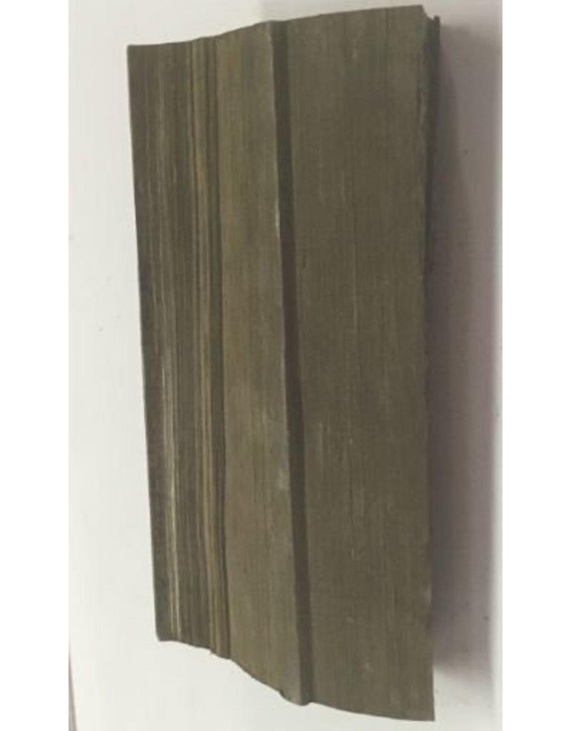 Mother Nature Wood Ebony Chunk 5x2.5x1.5 #011012