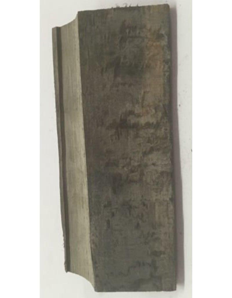 Wood Ebony Chunk 5x2.5x1.5 #011012