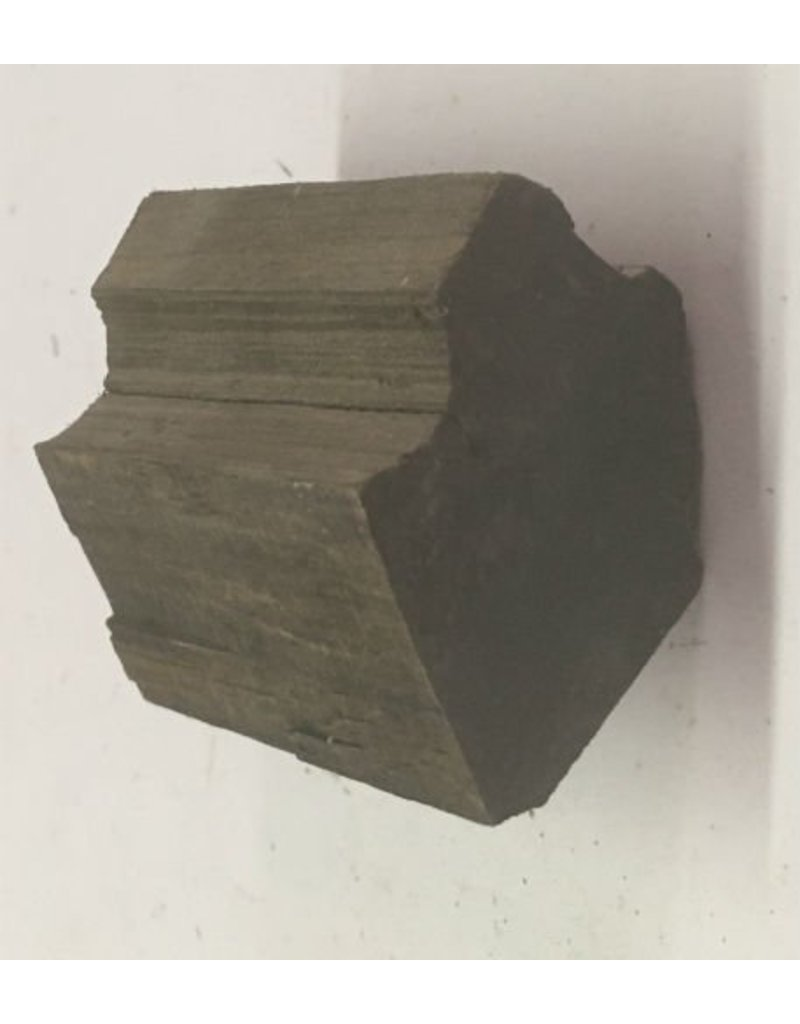 Wood Ebony Chunk 2x1.5x1 #011015